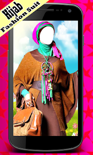 Hijab Fashion Maker New- screenshot thumbnail
