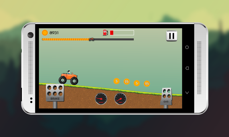 Off Road Climbing - Car Racing- screenshot