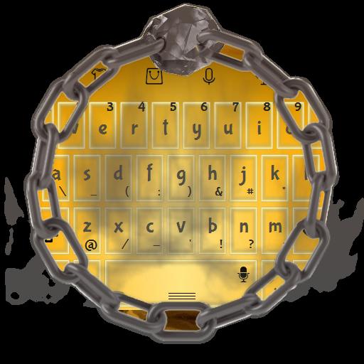 简单的黄色Jiǎndān de huángsè 個人化 App LOGO-APP試玩