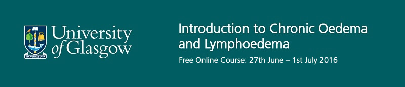 University of Glasgow - Introduction to Chronic Oedema and Lymphoedema Online Course