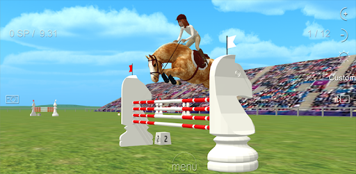 Positive Reviews: Jumpy Horse Show Jumping - by Internet
