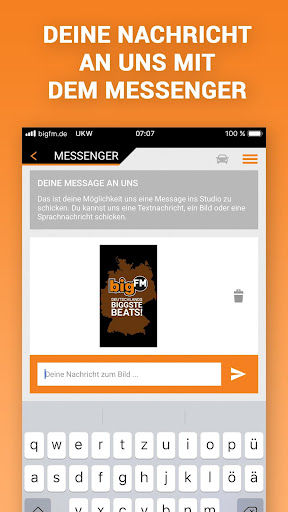 bigFM Radio  screenshots 3