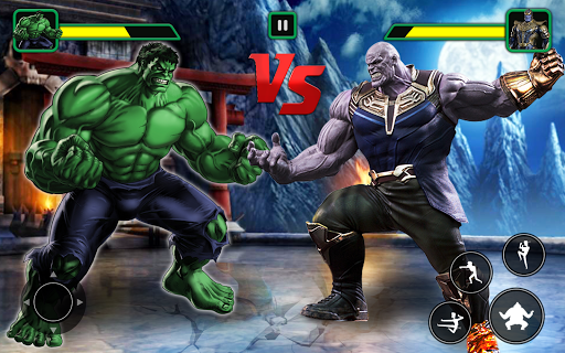 Infinity Superheroes vs Immortal Gods: Karate Game 1.1 {cheat|hack|gameplay|apk mod|resources generator} 5