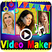 Photo Video Maker with Music - Video Editor Icon