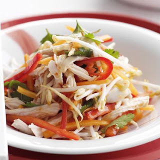 Sweet Chilli Chicken Salad Recipes