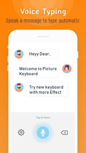 Picture keyboard - Keyboard App, Keyboard Theme 1.2 5