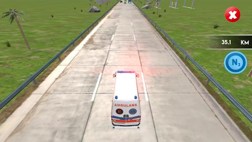 Télécharger Gratuit Ambulance: Driving City mod apk screenshots 1