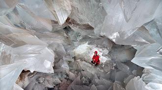 La geoda más grande de Europa reabre el próximo 12 de junio, una joya geológica.
