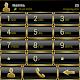 Dialer Frame Gold NEW theme apk