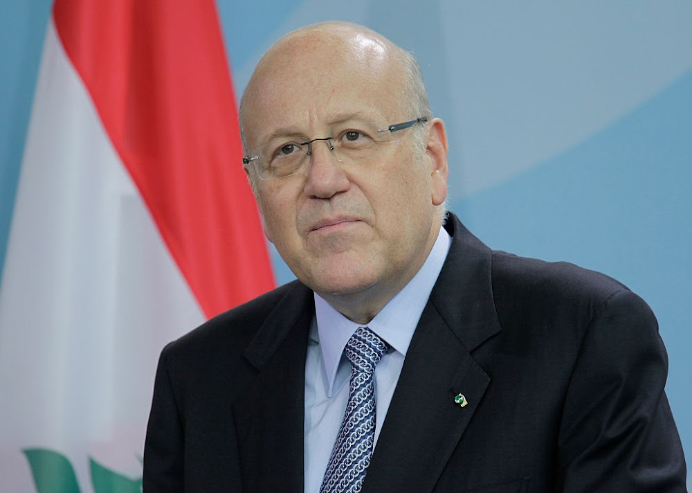 Najib Mikati, a former Lebanese prime minister, accused of illicit gains