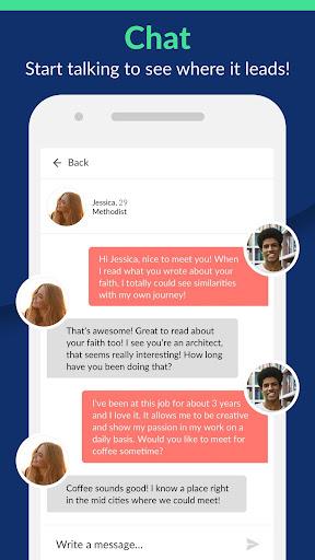 fth - Christian Dating screenshot 4