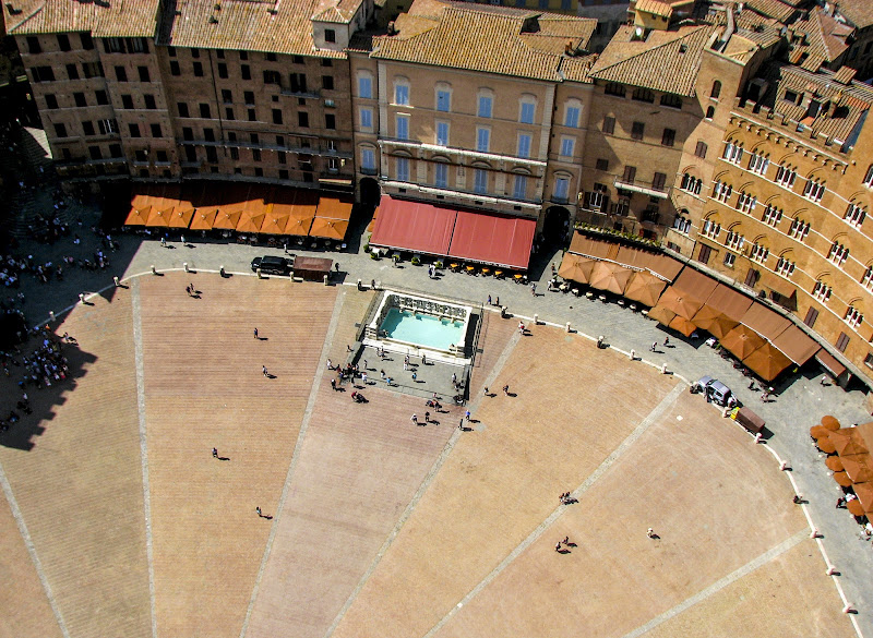 Piazza del campo di Andrea Calò