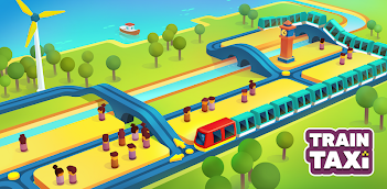 How to Download and Play Train Taxi on PC, for free!