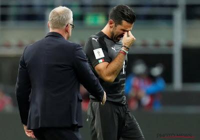 La sanction infligée à Buffon pour la carte rouge reçue contre le Real
