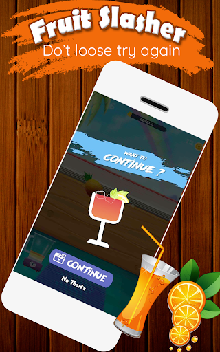 Code Triche Fruit Slasher Mania: Fruit Cutting Dart Games APK MOD screenshots 3