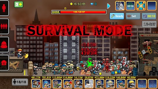 100 DAYS – Zombie Survival 2.1 MOD (Unlimited Money) 2
