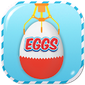 Surprise Eggs - Kids App
