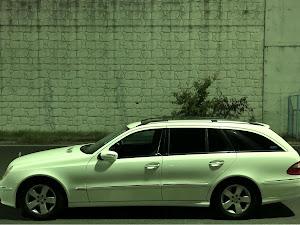 Eクラス ステーションワゴン W211のカスタム事例画像 とよでぃーさんの2020年11月24日04:58の投稿