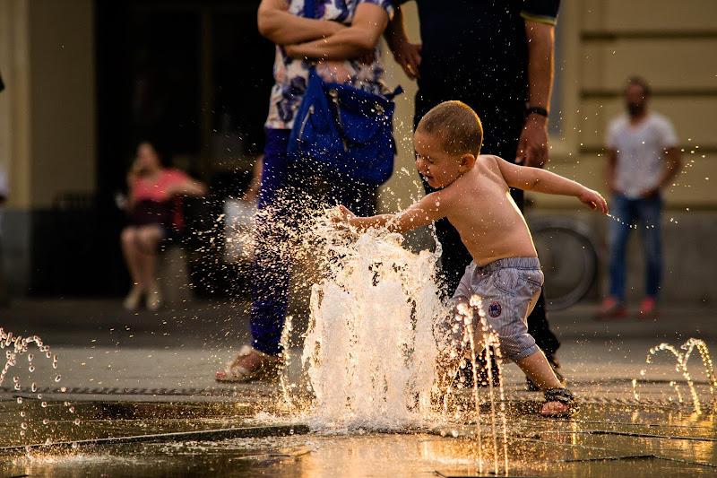 Giocando con l'acqua di marco.tubiolo photography