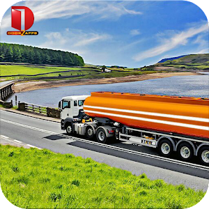 City Oil Transporter Tanker for PC and MAC
