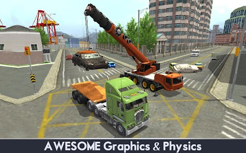 Cargo Ship Manual Crane 3- screenshot thumbnail