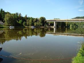 Photo: Davle, Most Vltavanů