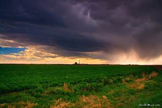 """Photo: """"When The Skies Speak"""" Photo thoughts--- There is something to be said about the light which happens on the backside of severe thunderstorms. Often times it can bring about some of the most dramatic light I have ever witnessed. This was shot while storm chasing outside the Colorado eastern plains town of Brush. The clouds were absolutely insane and we stopped to just watch the Mammatus clouds dance above us. It was pretty amazing. Amazing the show which mother nature can put on, I tell ya. ---John  #landscapearttuesday  #tonemaphdrtuesday curated by +Drew Pion & +Stephanie Suratos  #hdr #hdrphotography #colorado #cowx #landscape #landscapephotography #nature #naturephotography #sky #storm #cloud #cloudpoker #weather #weatherphotos #rural #country #countryside #sunset #exposedphoto #plusphotoextract #photoplusextract"""