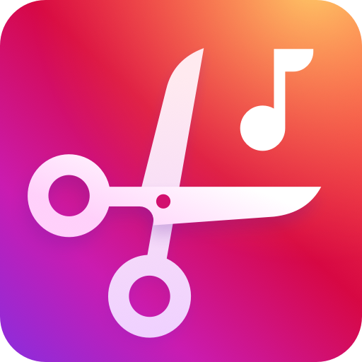 MP3 Cutter and Ringtone Maker Icon