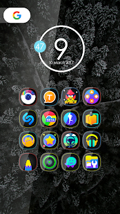 Glos - Icon Pack Screenshot