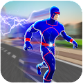 Super Light Speed Hero City Rescue Mission APK