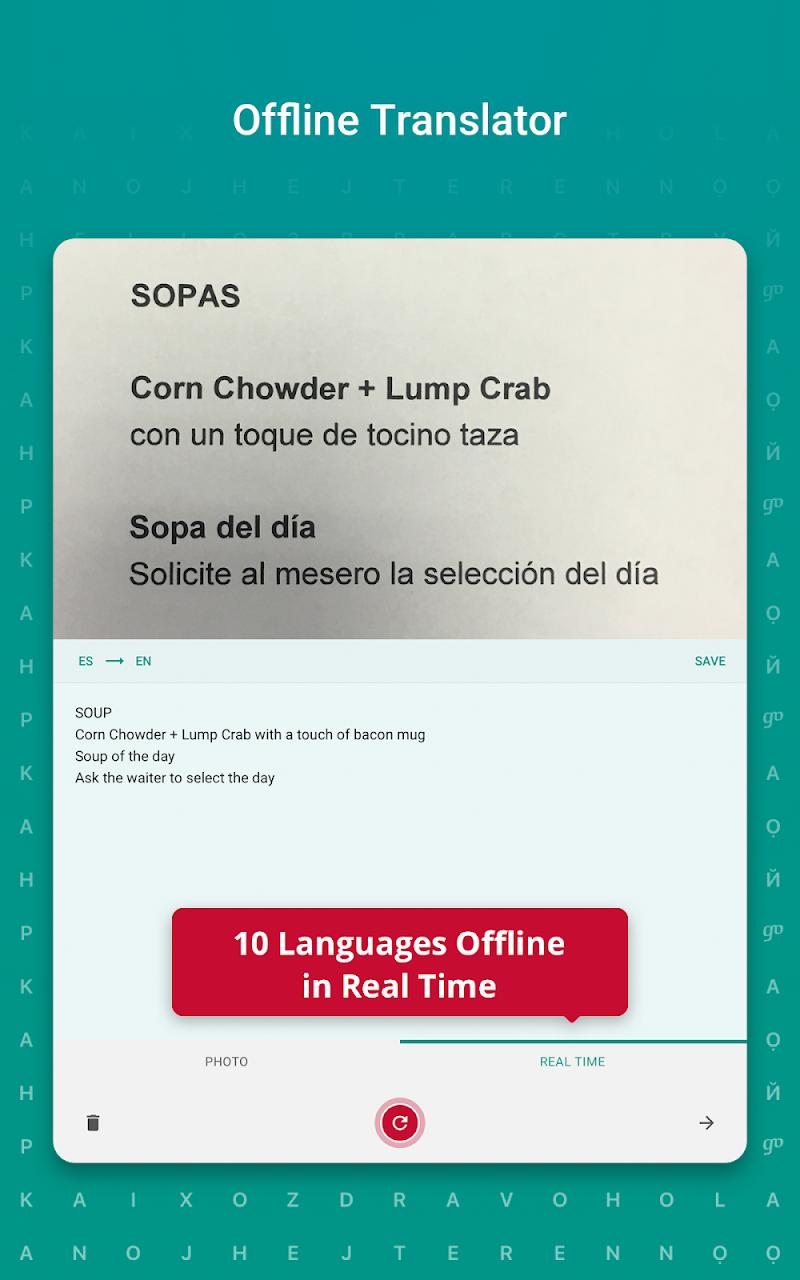TextGrabber – image to text: OCR & translate photo Screenshot 12