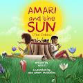Amari and the Sun digital artwork