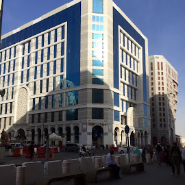 Office building  by Shahed Arefeen - Buildings & Architecture Office Buildings & Hotels ( architect, office, building, architectural, hotel )