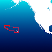 Aqua Map Hawaii