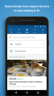 Download Practo For PC Windows and Mac apk screenshot 7