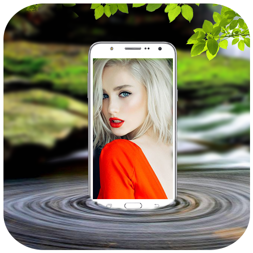 Mobile Photo Frame with Photo Effect
