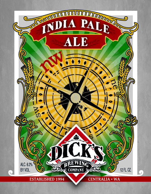Logo of Dick's IPA