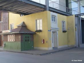 Photo: Film Kulissen in den Studios im Coloneum in Köln-Ossendorf.