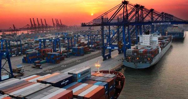 Морские контейнерные перевозки из Тяньцзинь