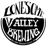 Logo for Lonesome Valley Brewing