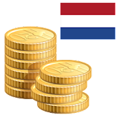 Coins on Netherlands