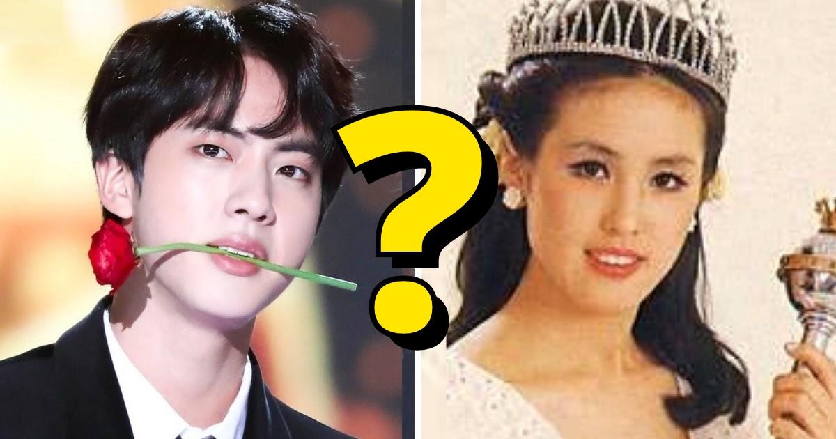 ARMY Percaya Wanita Misteri Ini Adalah Ibu Jin BTS — Inilah Identitas Aslinya