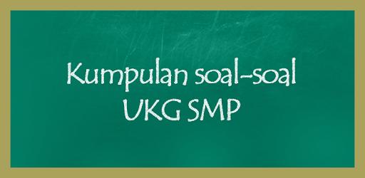 Soal Ukg Bahasa Inggris Smp Pdf