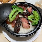 26. Preserved Meat Rice in Hotpot 臘味煲仔飯