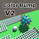 Color Bump 3D V2 - Extreme Ball Game