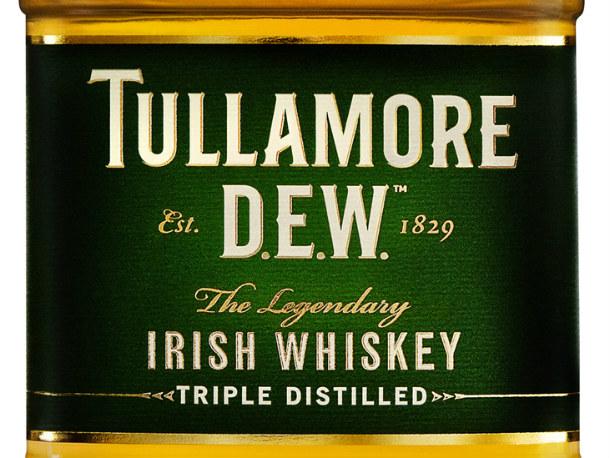 Logo for Tullamore Dew
