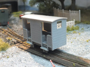 Photo: 013 A closer view of the new 009 Society exclusive RNAD brakevan kit, which is expected to be released in early 2016 .