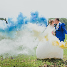 Wedding photographer Guldar Safiullina (Gulgarik). Photo of 12.07.2016