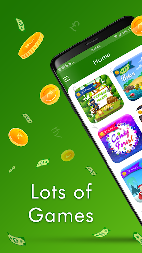 Real Cash Games : Win Big Prizes and Recharges  screenshots 2