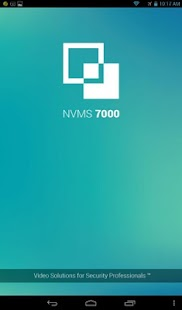 NVMS7000- screenshot thumbnail